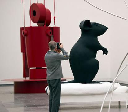 跨越雕塑发展70年