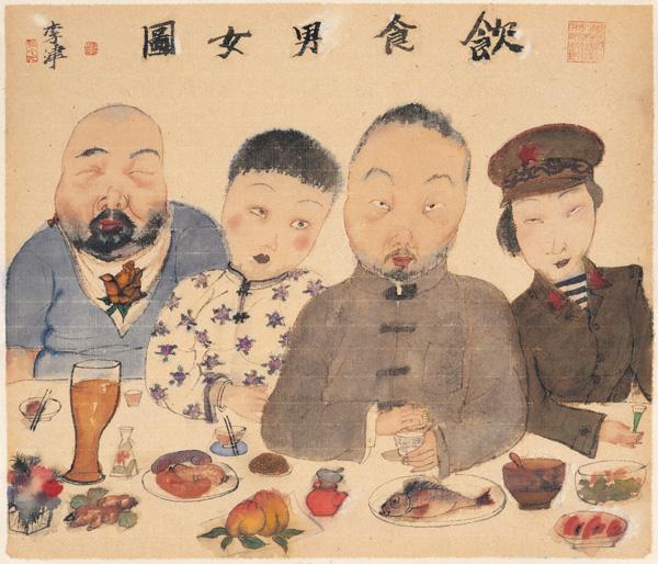 李津 阿特网—中国最大的当代艺术家资料库