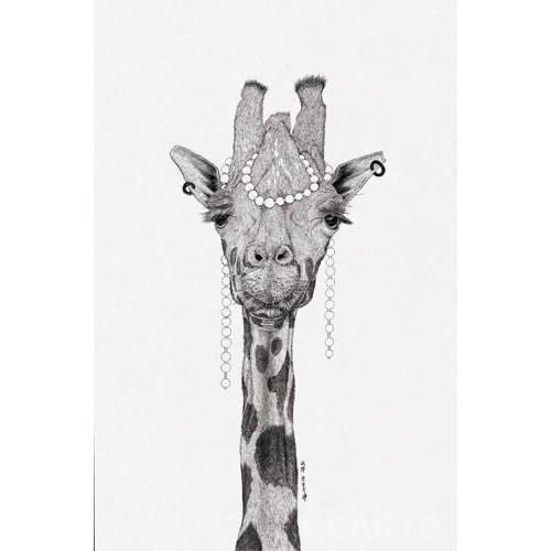 设计速写动物变形