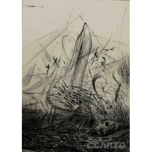 杨洋素描图片画法步骤