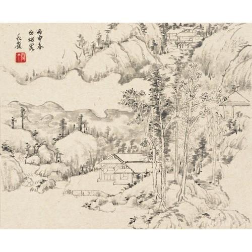 古质今妍——崔晓东山水画工作室学员临摹画展